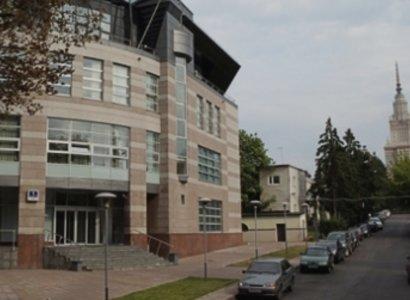 Научный парк МГУ, фото здания