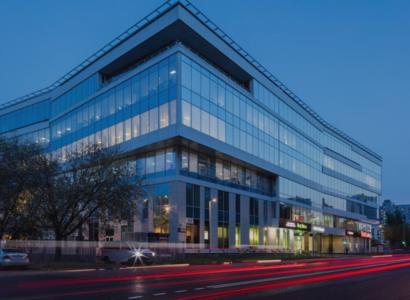 Art Gallery Business Park, фото здания