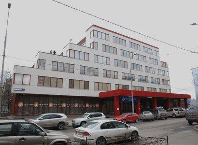 Арбат на Фрунзенской, фото здания