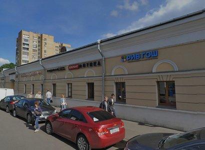 Комсомольский пр-т, 24с1, фото здания