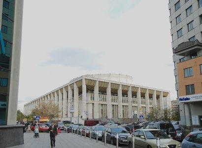 МДМ, фото здания