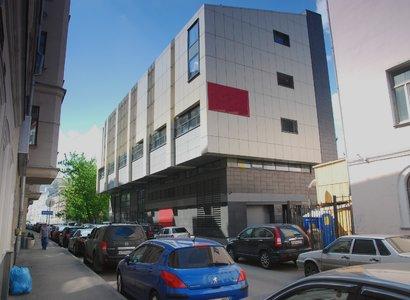 Колокольников, фото здания