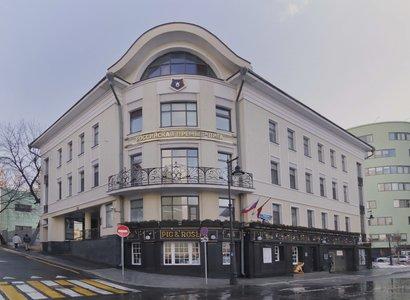 Трубная, 14, фото здания