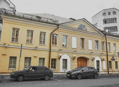 Рождественка, 19, фото здания