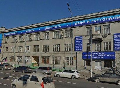 Шарикоподшипниковская, 15, фото здания