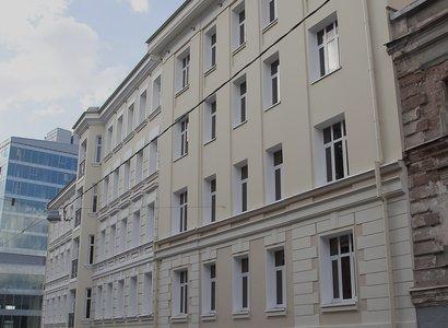 Печатников пер, 3, фото здания