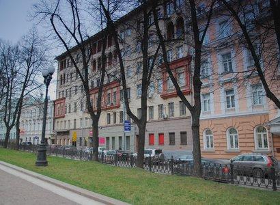 Петровский б-р, 15с1, фото здания