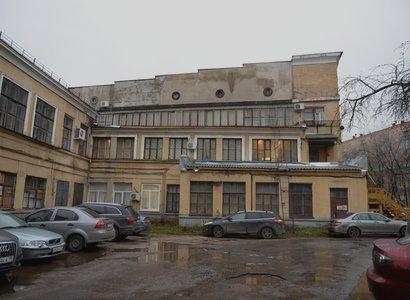 1-ая Фрунзенская, 3а, фото здания