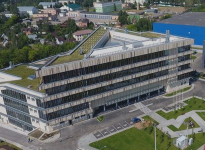 Сикорского д.11, фото здания