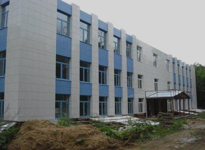 Тучковская, 11к2, фото здания