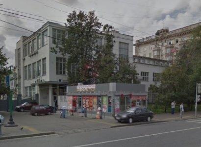 Ленинградский пр-т, 7, фото здания
