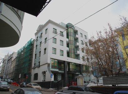 На Цветном, фото здания