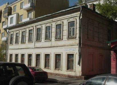 Трубная, 27с1, фото здания