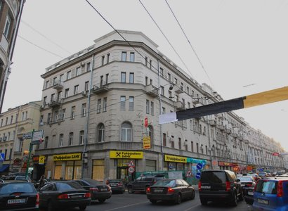 Мясницкая, 22 (Электроспецстрой), фото здания