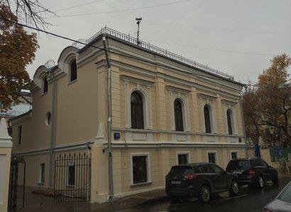 Архангельский пер, 10а.с1, фото здания