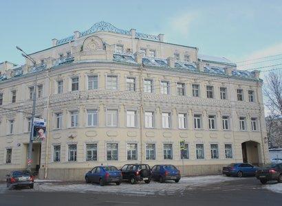 Палаццио на Цветном, фото здания