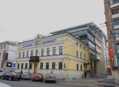Цветной б-р, 22с1, фото здания