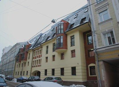 Макаренко, 3с1, фото здания