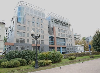 Цветной б-р, 32с1, фото здания