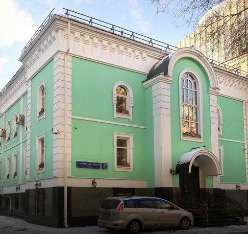 Смоленская-Сенная пл, 27с6