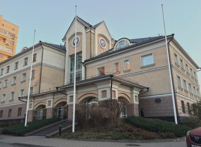 1-й Троицкий пер, 12к5, фото здания