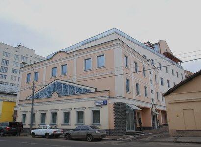 Самотечная, 7с2, фото здания