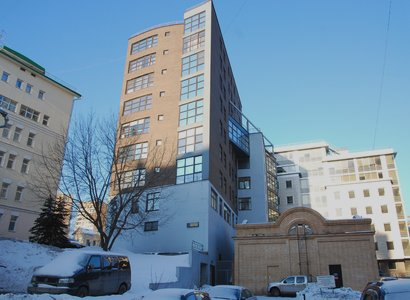 1-й Волконский пер, 13с2, фото здания