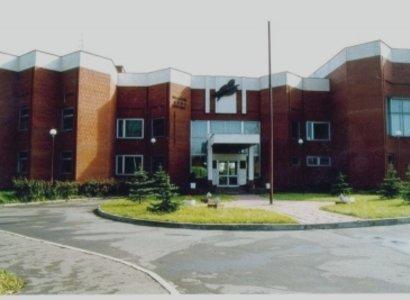 8-я Радиальная, 2, фото здания