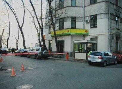 Кривоколенный пер, 9с1, фото здания
