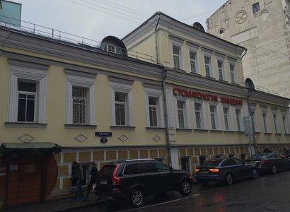 Бобров пер, 4, фото здания