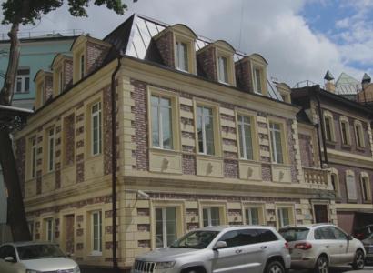 Бобров пер, 4с3, фото здания