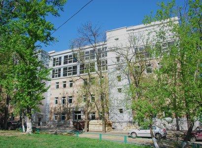 Мельницкий пер, 1, фото здания