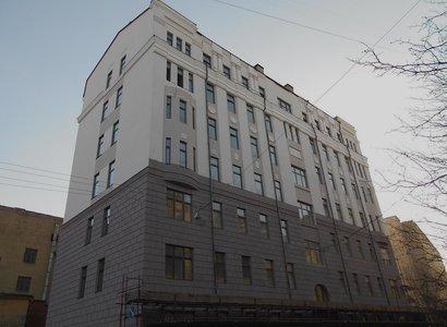 Настасьинский пер, 4с1, фото здания