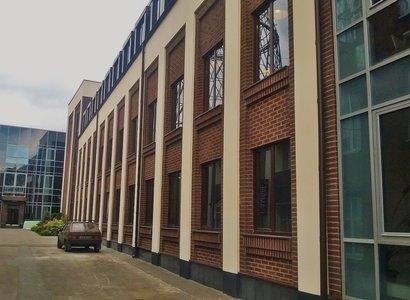 Деловой квартал Амбиент, Шухова Плаза, фото здания