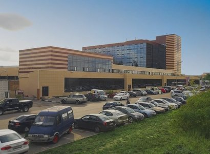 Очаково, фото здания