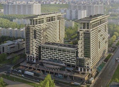 Новоясеневский, фото здания
