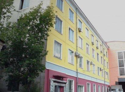 Перово Поле (технопарк), фото здания