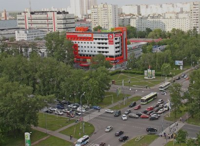 РТС (Торгово-развлекательный центр), фото здания