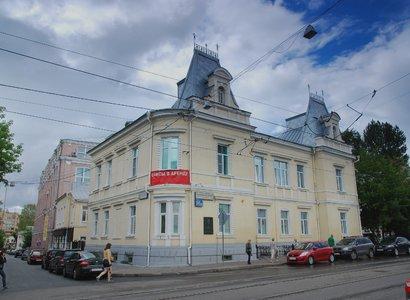 Бауманская, 58/25к12с2, фото здания