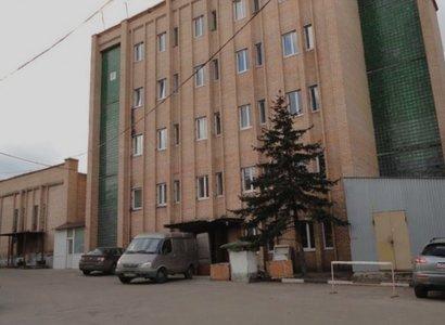 Черницынский проезд 3c1, фото здания