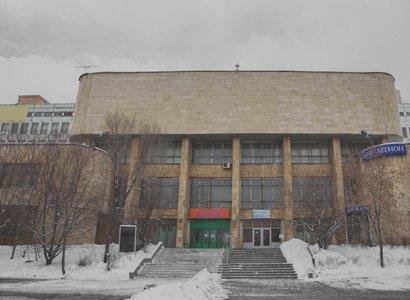 Бэлрайс, фото здания