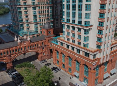 Алые Паруса, фото здания