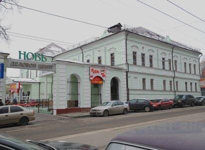 Новь, фото здания