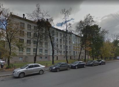 Электрозаводская, 12Б, фото здания