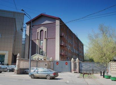 Аронсо, фото здания