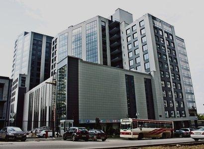 Ньютон Плаза, фото здания