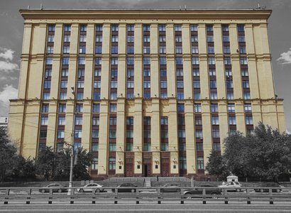 Гипромез, фото здания