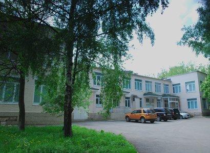 Мурманский пр-д, 22а, фото здания
