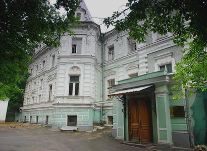 Бол. Николоворобинский пер, 7с1, фото здания
