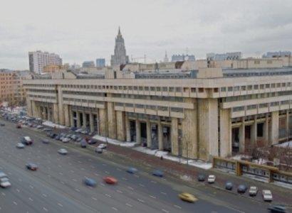 Здание РИА Новости, фото здания